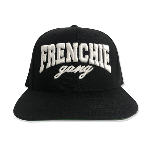 Frenchie Gang Puff Snap Back