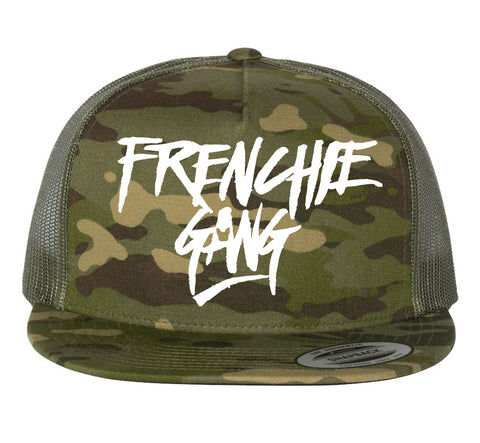 Frenchie Gang O.G. Scrip Trucker Hat