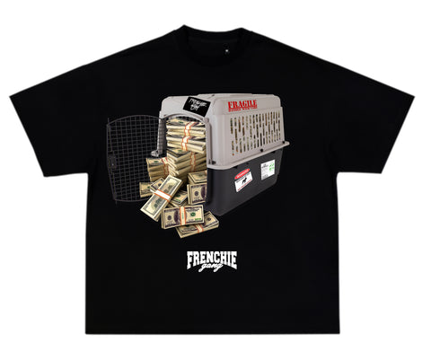 Crate Money Frenchie Gang T-Shirt