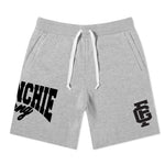 Frenchie Gang Collegiate Sweat Shorts