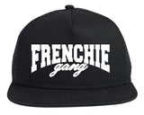 Frenchie Gang Script Trucker Hat