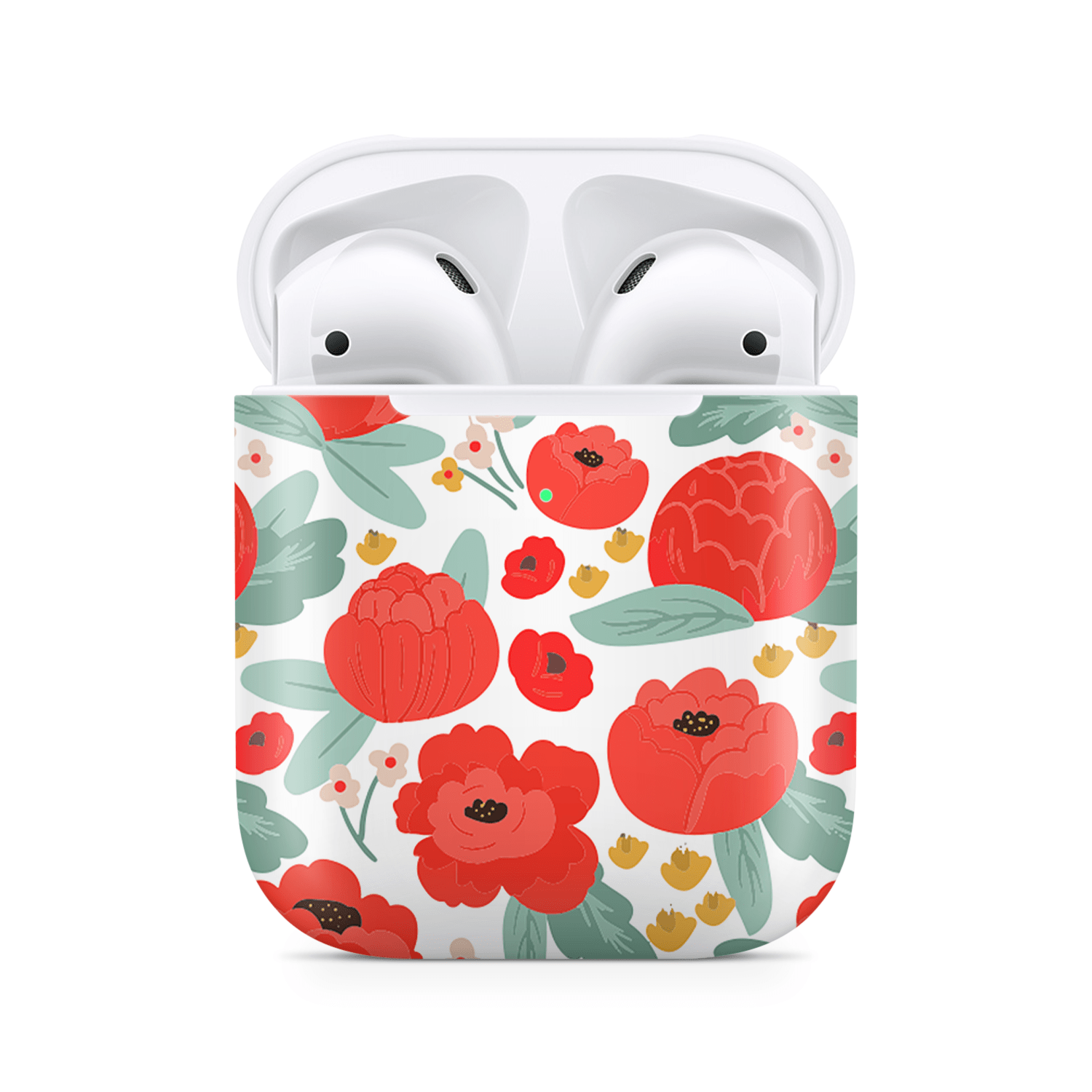Coque airpod Anemones