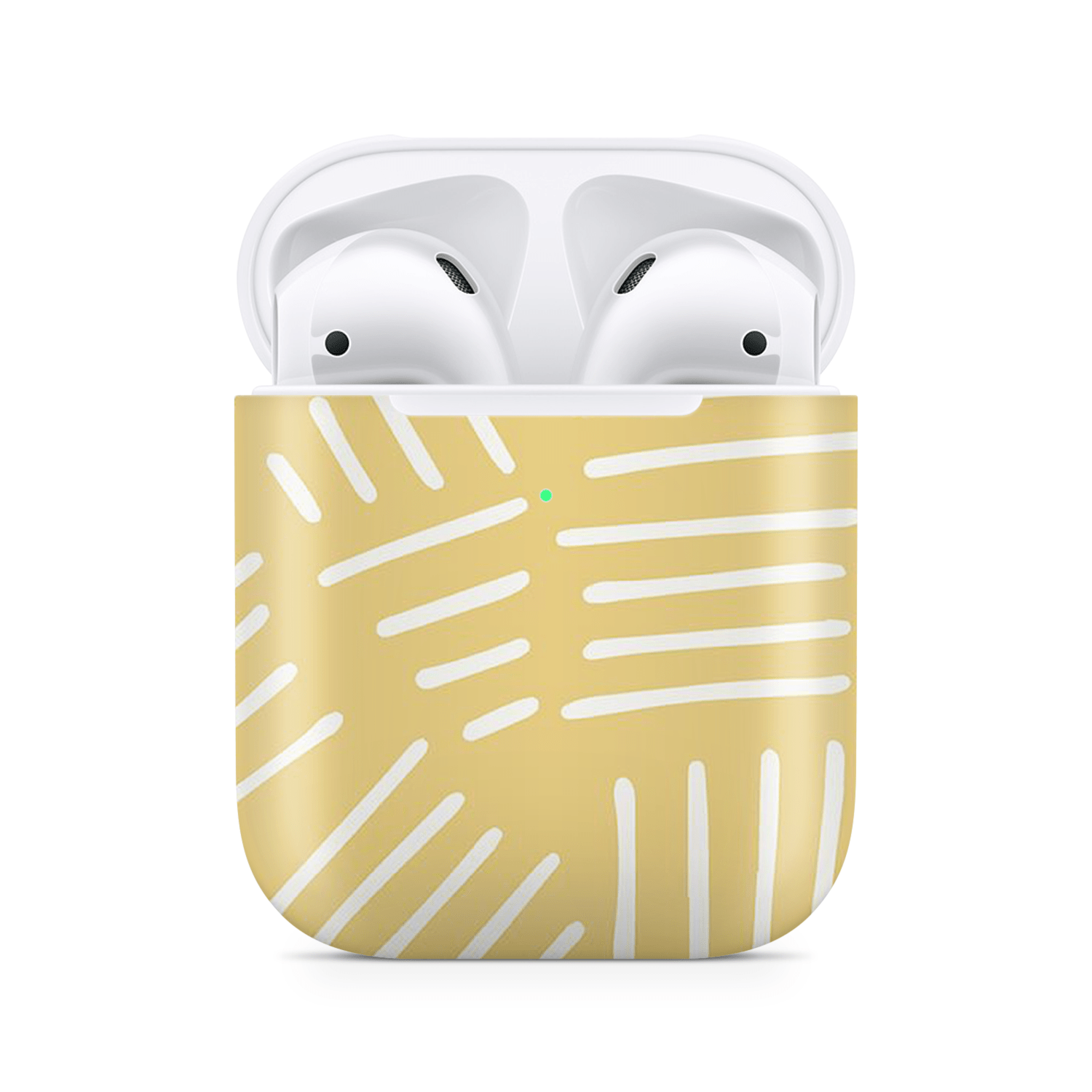 COQUE AIRPOD JAUNE
