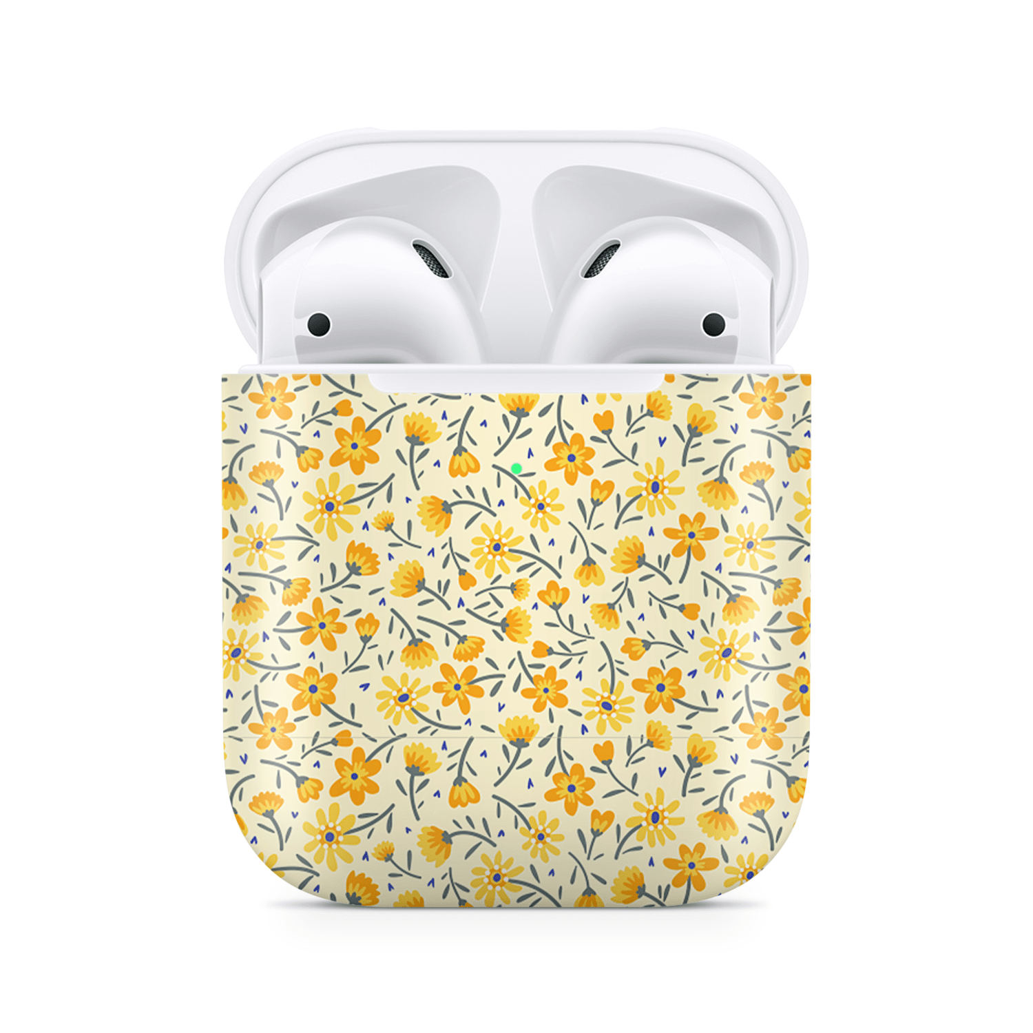 COQUE AIRPOD LIBERTY AMARILLO