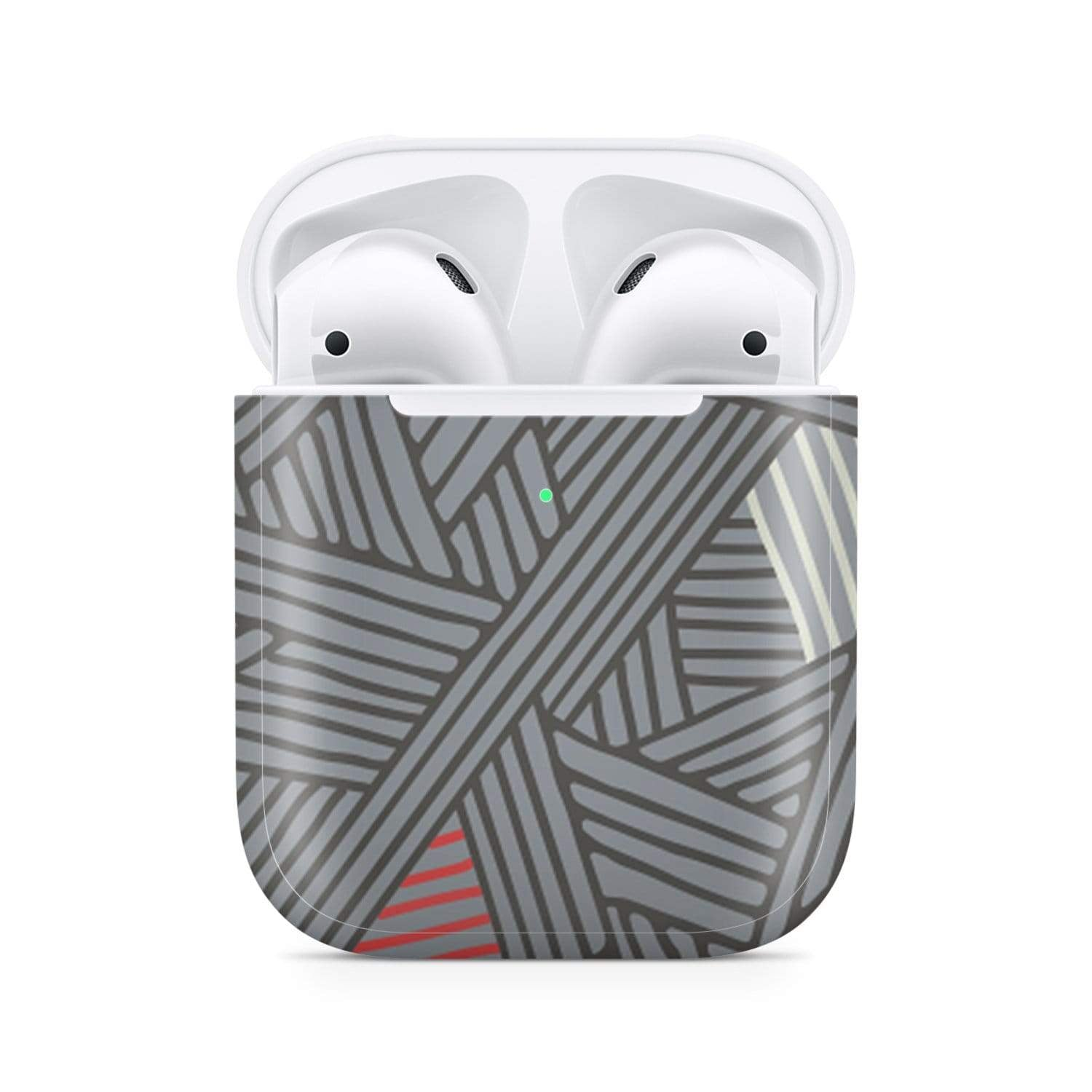 Coque airpod Triangle alu