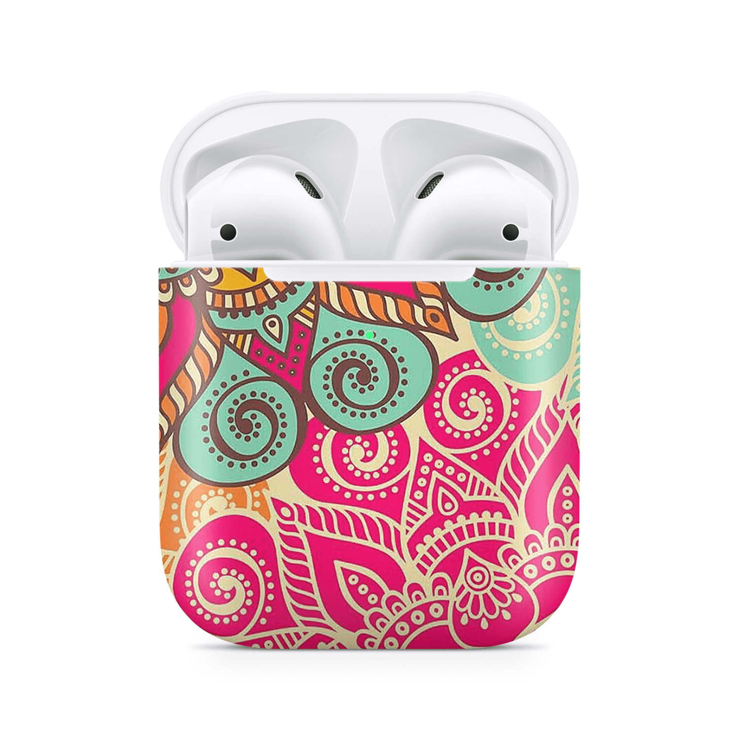 Coque airpod Vintage hippie