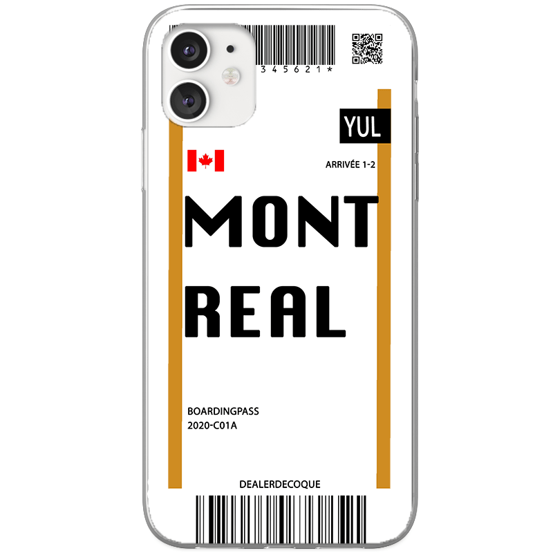 COQUE MONTREAL