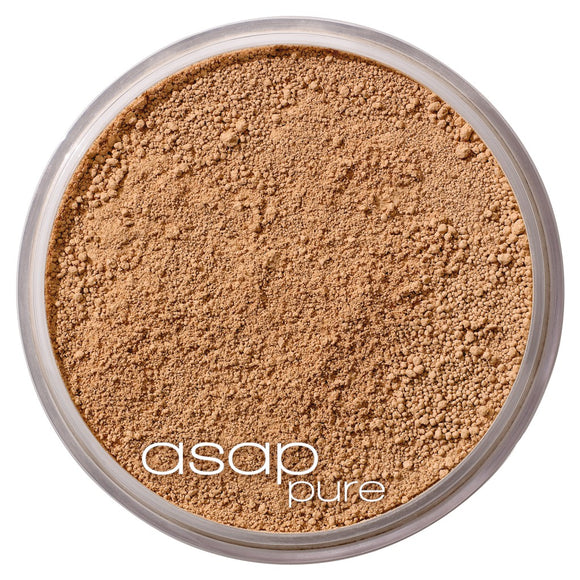 ASAP Pure loose mineral powder SPF15