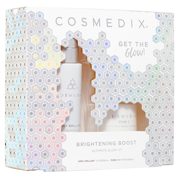 Cosmedix Brightening Kit
