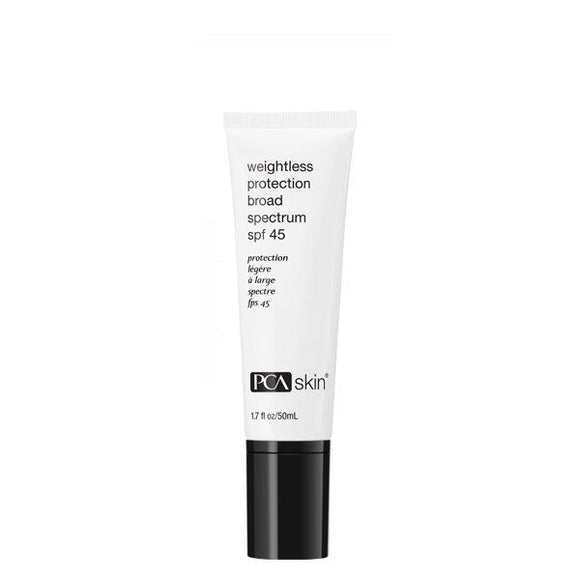 PCA Weightless Protection SPF45 - 50ml