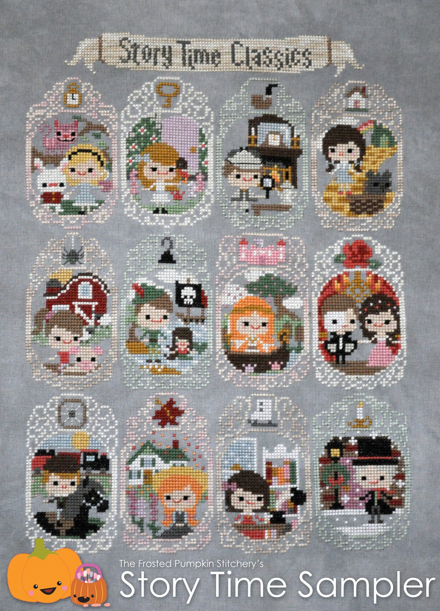 Story Time Sampler - Aida Kit
