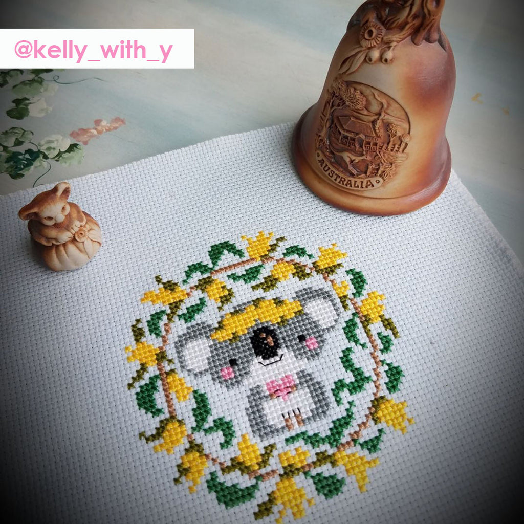 With Love Cross Stitch Pattern