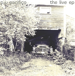 P.J. Pacifico – The Live EP