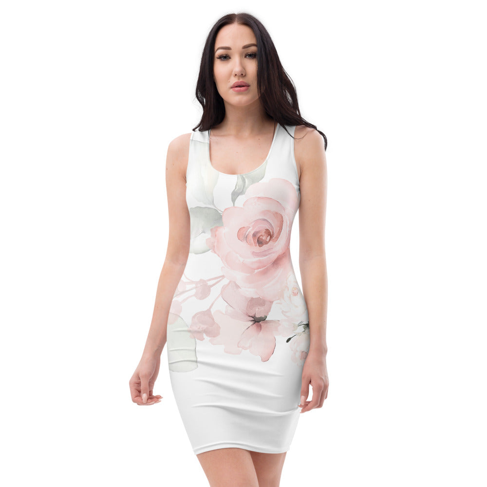 Sublimation-Cut & Sew Kleid (Montecarlo)