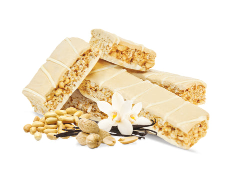 Individual Vanilla and Peanut Bar