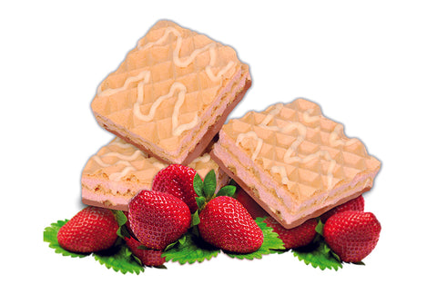 Strawberry Wafers (non-restricted)