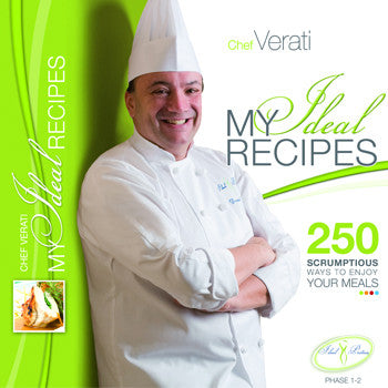 My Ideal Recipes by Chef Verati