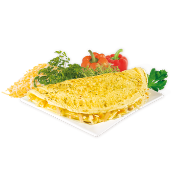 Individual Fine Herbs and Cheese Omelet Mix