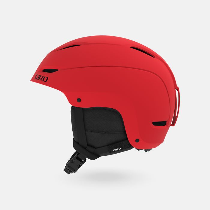 GIRO W20 HELMET RATIO MAT. BRIGHT RED