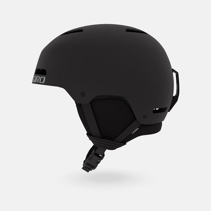 GIRO W20 HELMET LEDGE MAT. BLACK