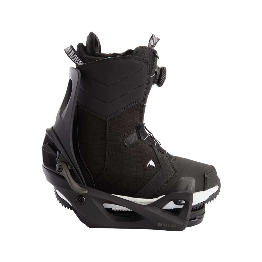 BURTON W20 WOMEN'S LIMELIGHT STEP ON BLACK