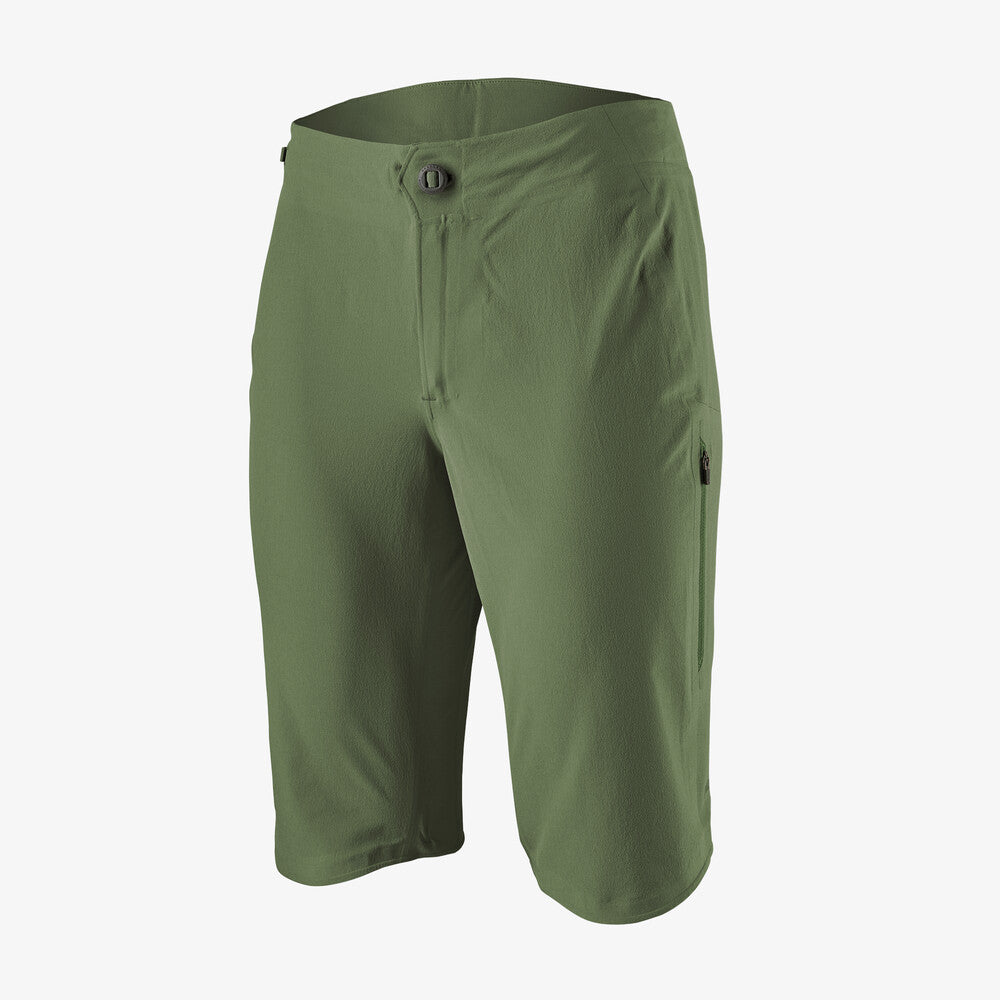 W'S DIRT ROAMER BIKE SHORTS CAMP GREEN