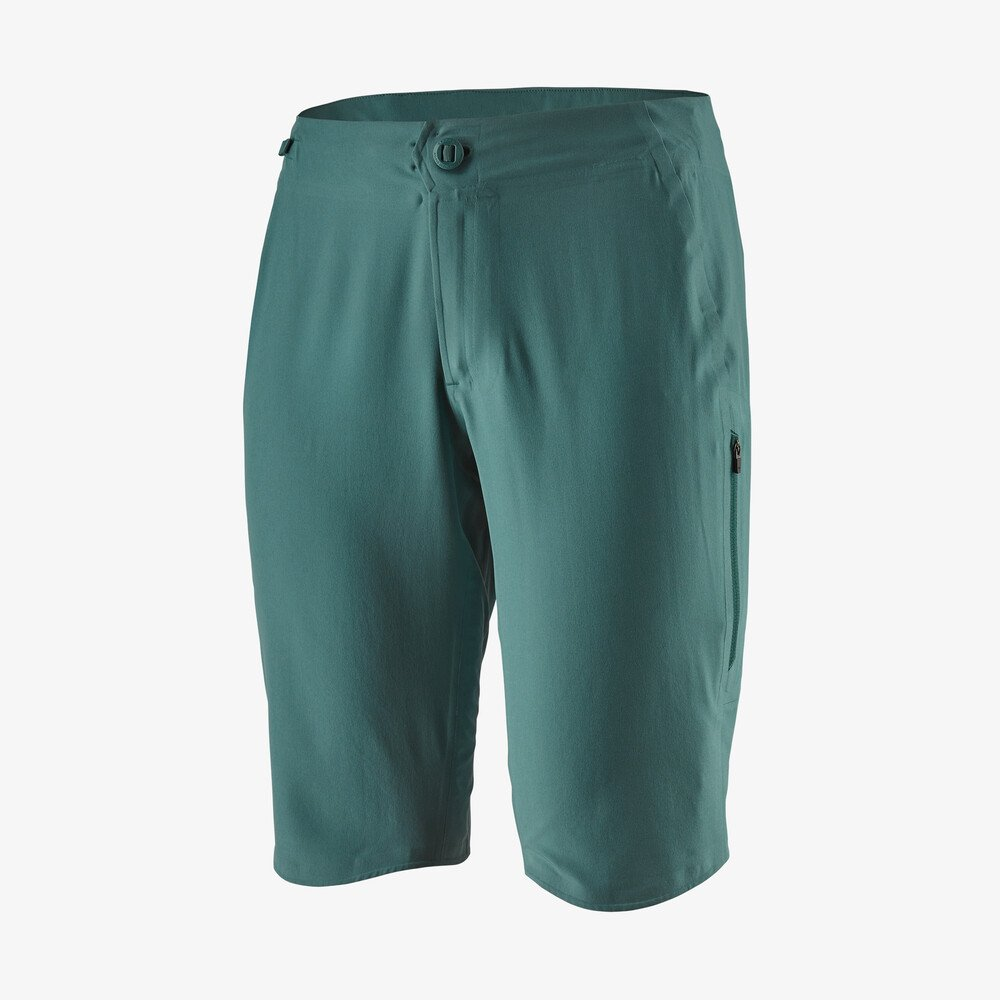 W'S DIRT ROAMER BIKE SHORTS TASMANIAN TEAL