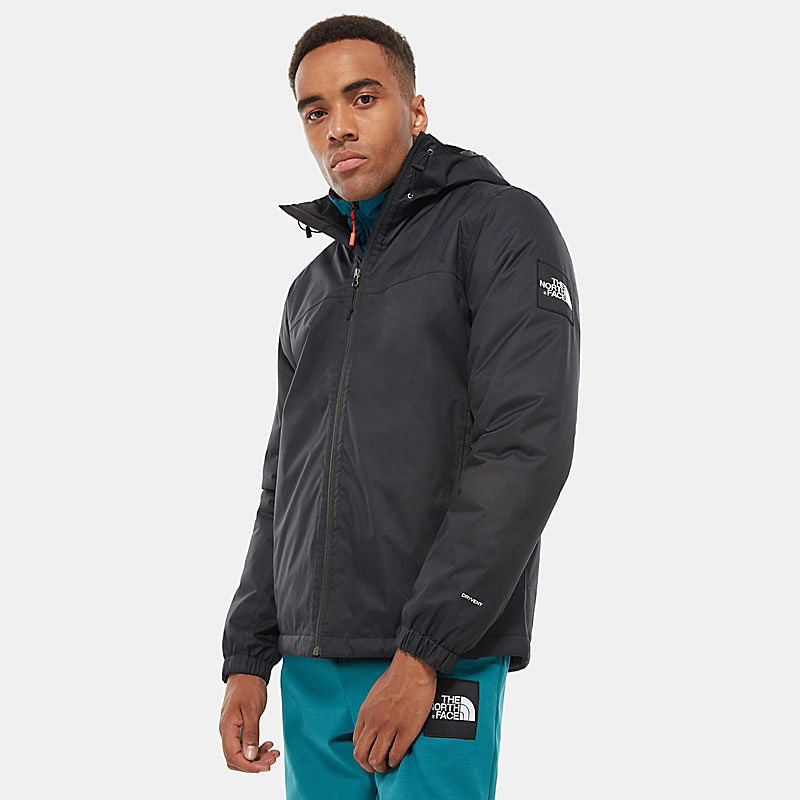 THE NORTH FACE W20 M INS MOUNTAIN Q JACKET TNF BLACK
