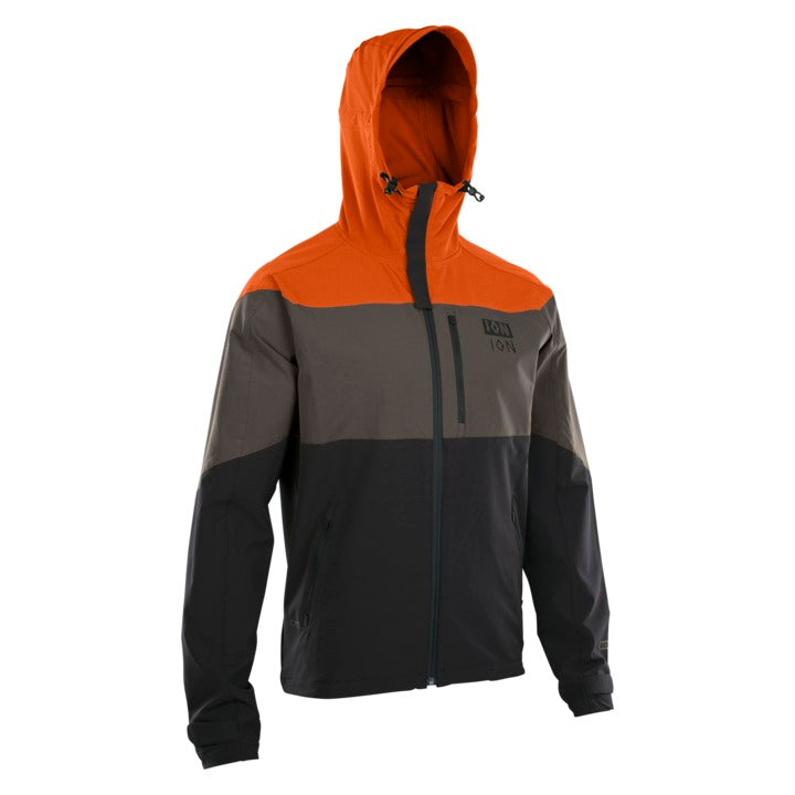 ION SS20 SOFTSHELL JACKET SHELTER RIOT ORANGE