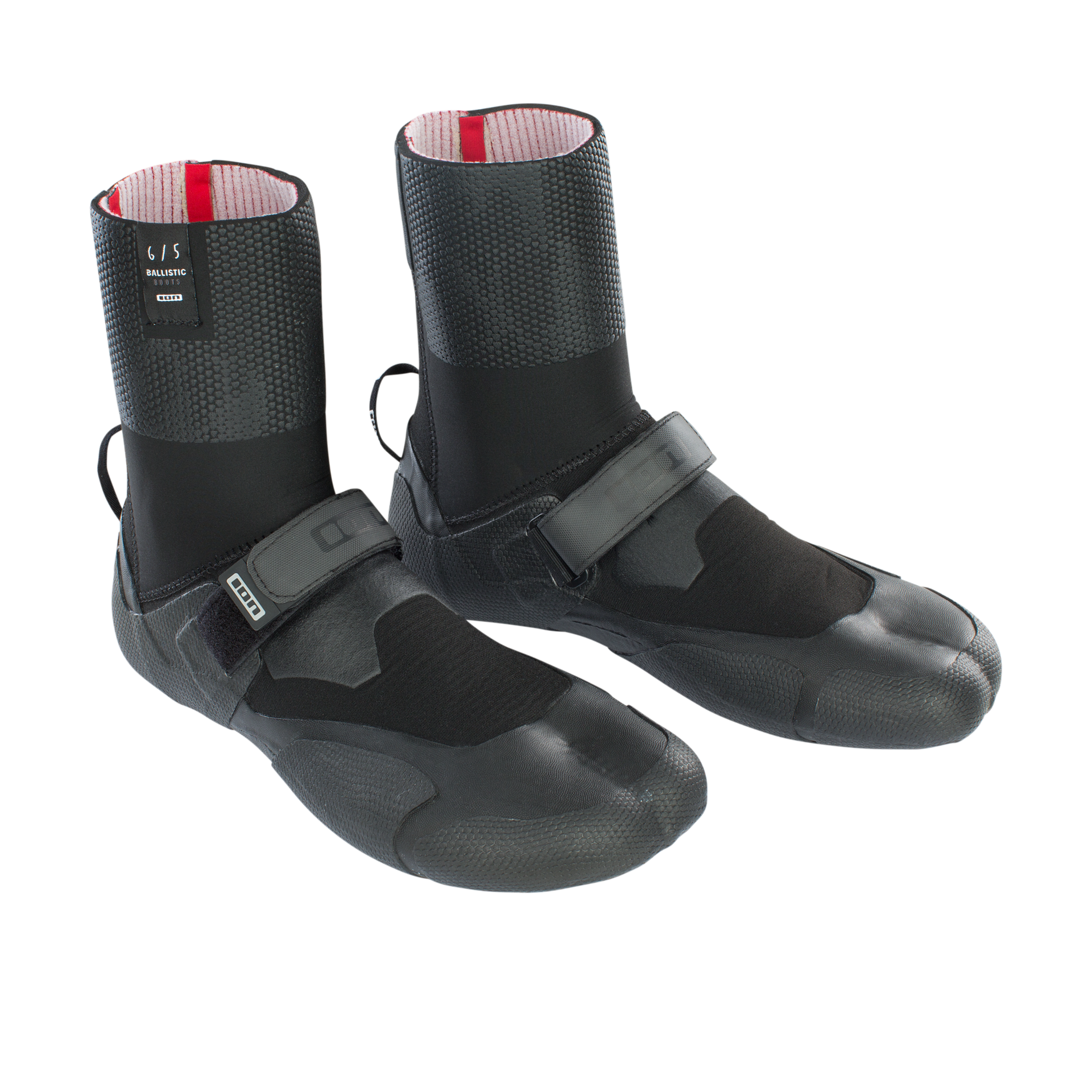 ION SS20 Ballistic Boots 6/5 IS BLACK