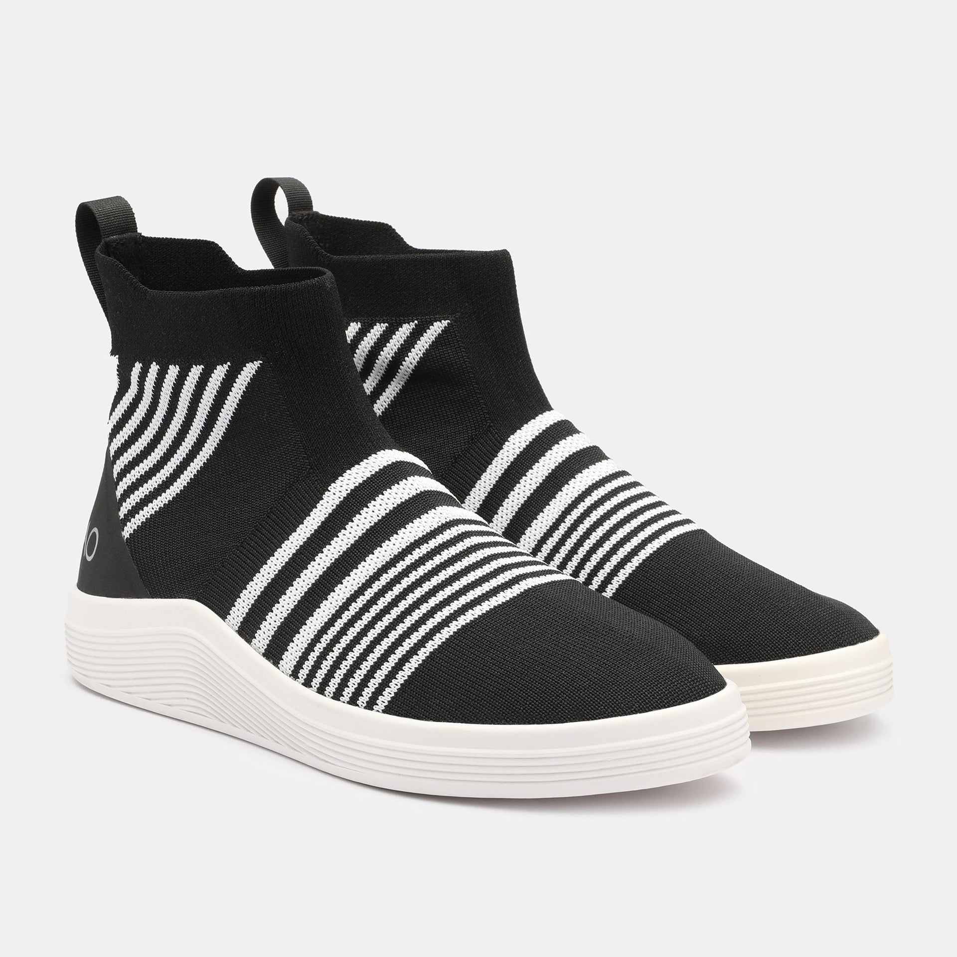 STRIPES 5.10 BLACK WHITE