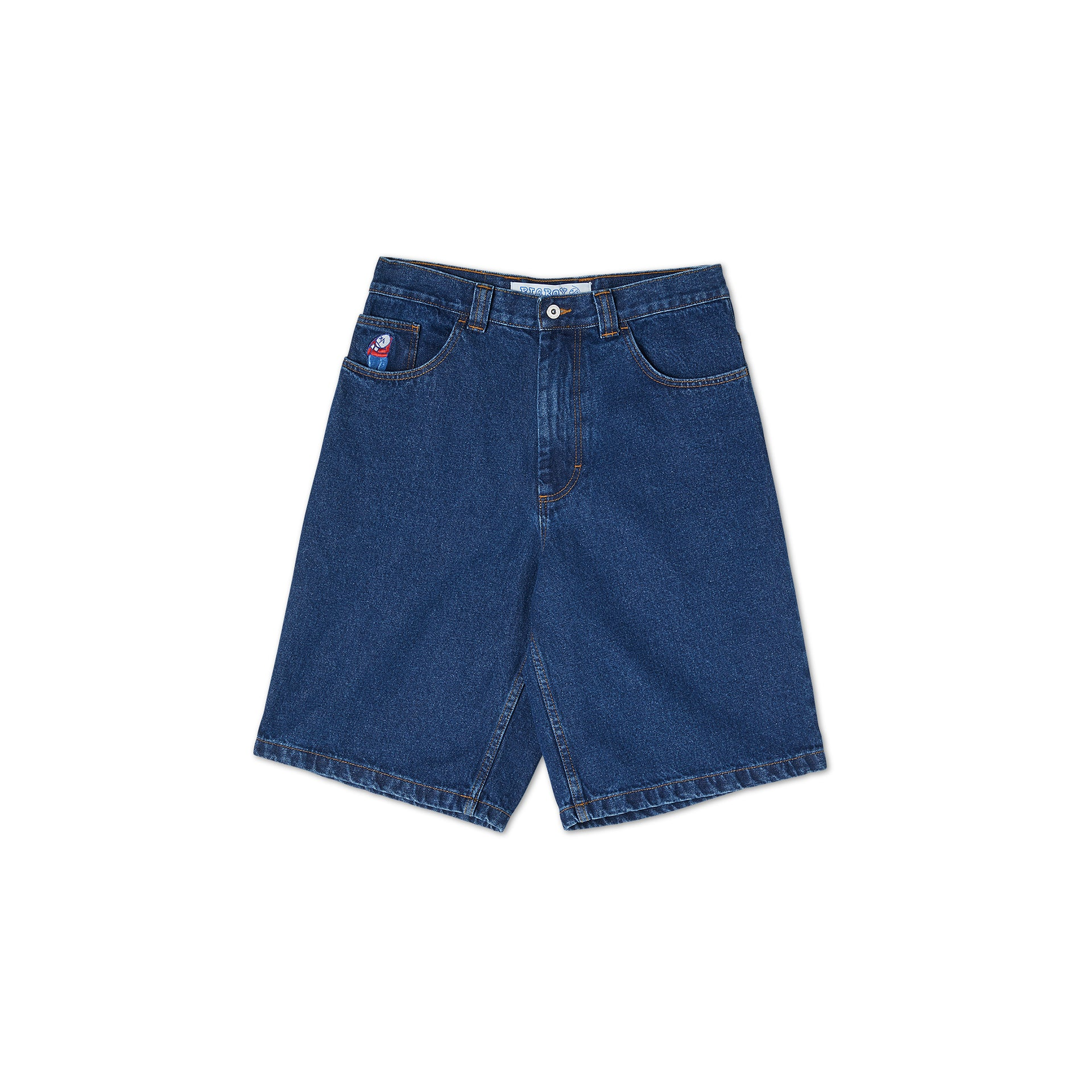 BIG BOY SHORTS DARK BLUE