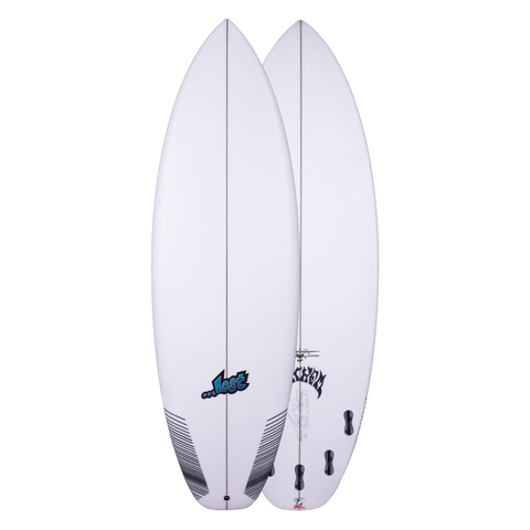 LOST SURFBOARD 5.07 PUDDLE JUMPER HP SQ FUTURE 5 FIN