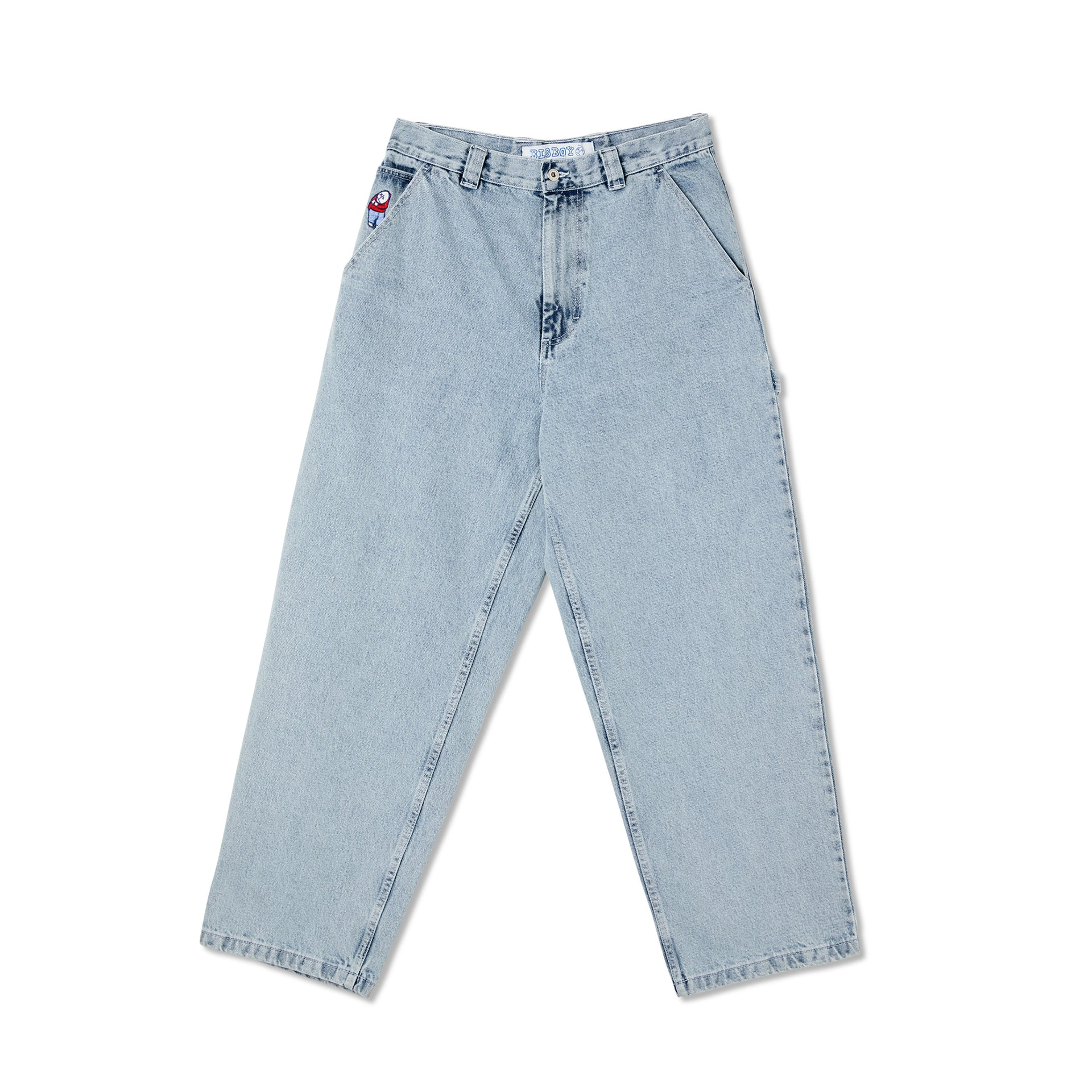BIG BOY JEANS LIGHT BLUE