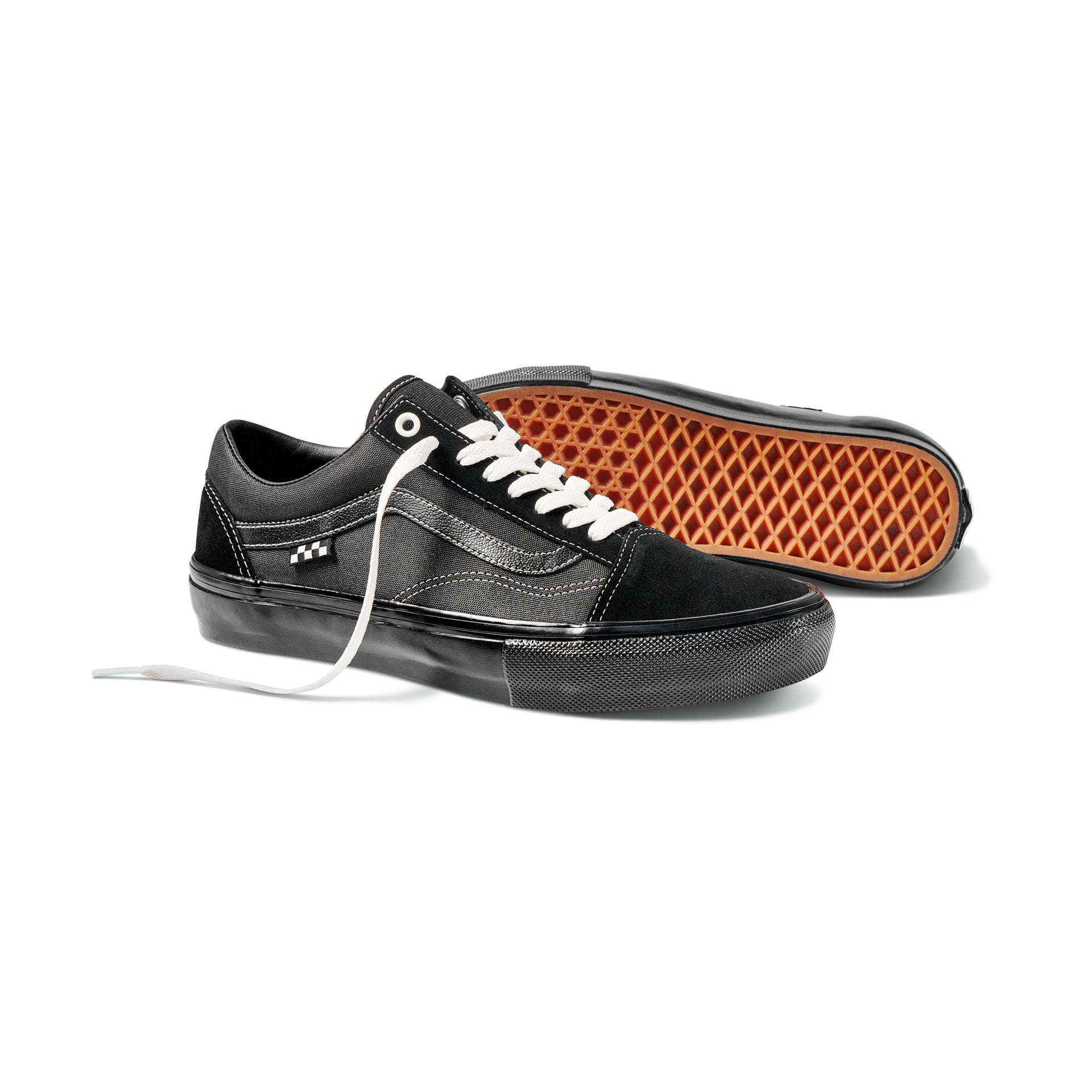 MN SKATE OLD SKOOL BLACK