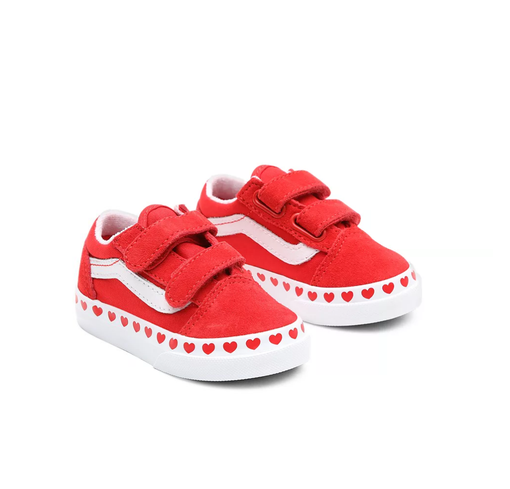 TD KIDS OLD SKOOL V HEART