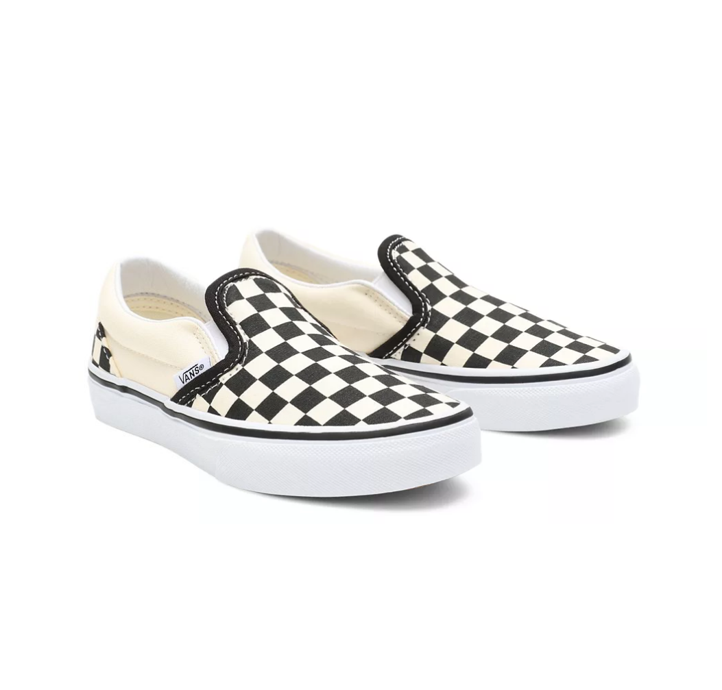 UY KIDS CLASSIC SLIP-ON CHECKERBOARD