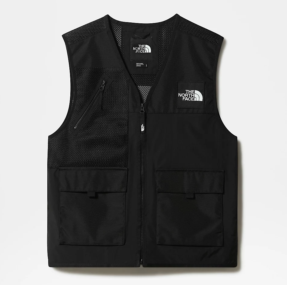 M BLACK BOX UTILITY VEST TNF BLACK