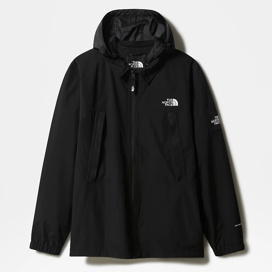 M BLACK BOX DRYVENT JACKET TNF BLACK