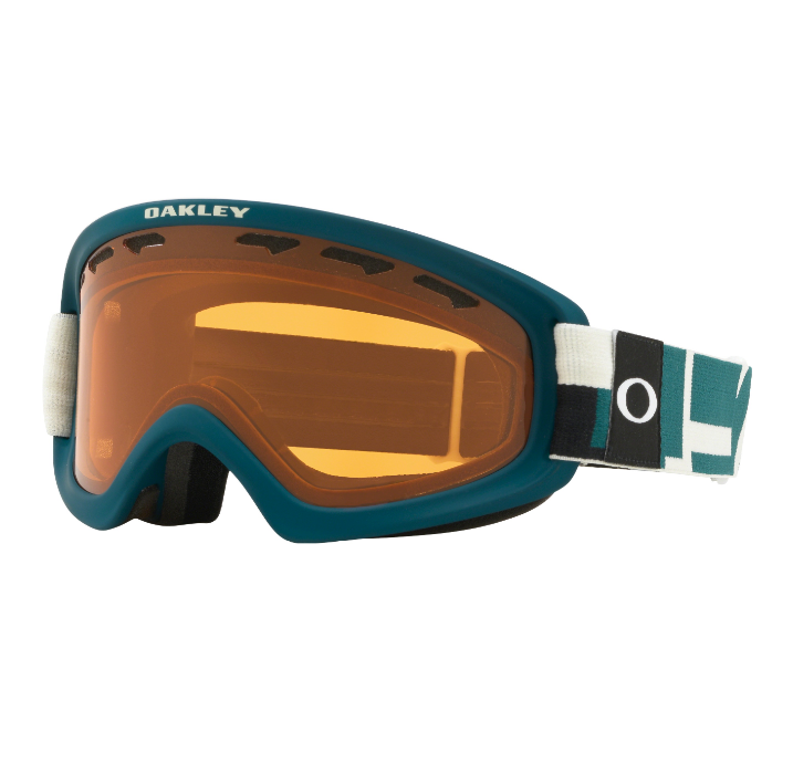 OAKLEY W20 OF 2.0 PRO XS ICNOGRAPHY BLSM/PERS & DK GRY
