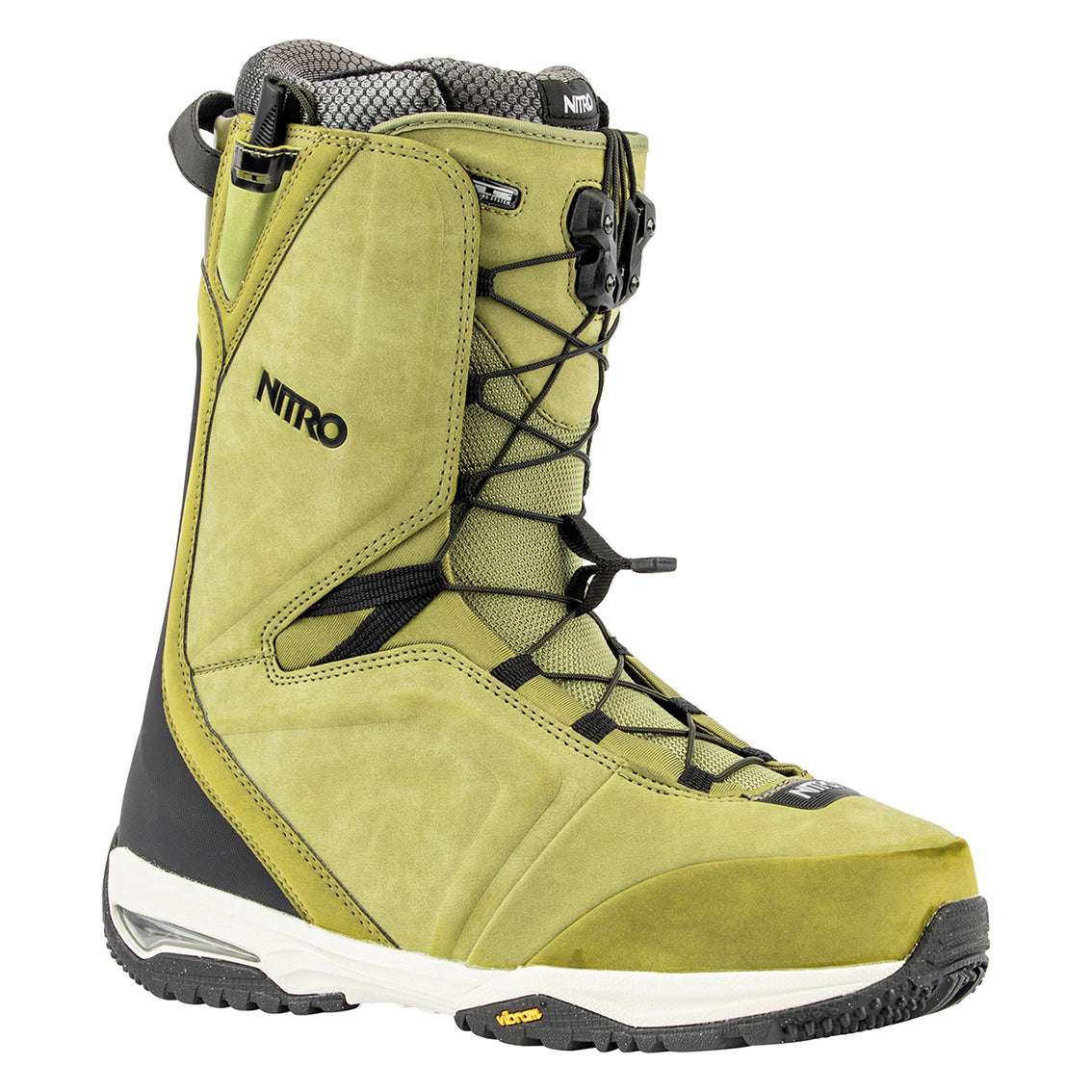 NITRO W20 TEAM TLS BOOTS TWO TONE GREEN