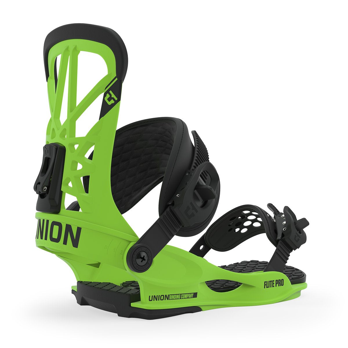 UNION BINDINGS W20 FLITE PRO ACID GREEN