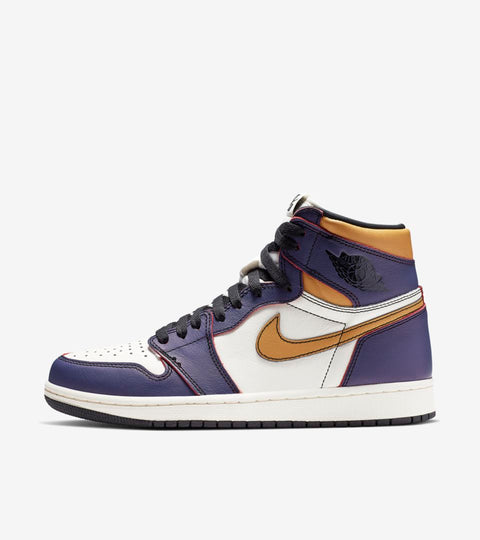 NIKE SB AIR JORDAN 1 HIGH OG DEFIANT LOS ANGELES - CHICAGO