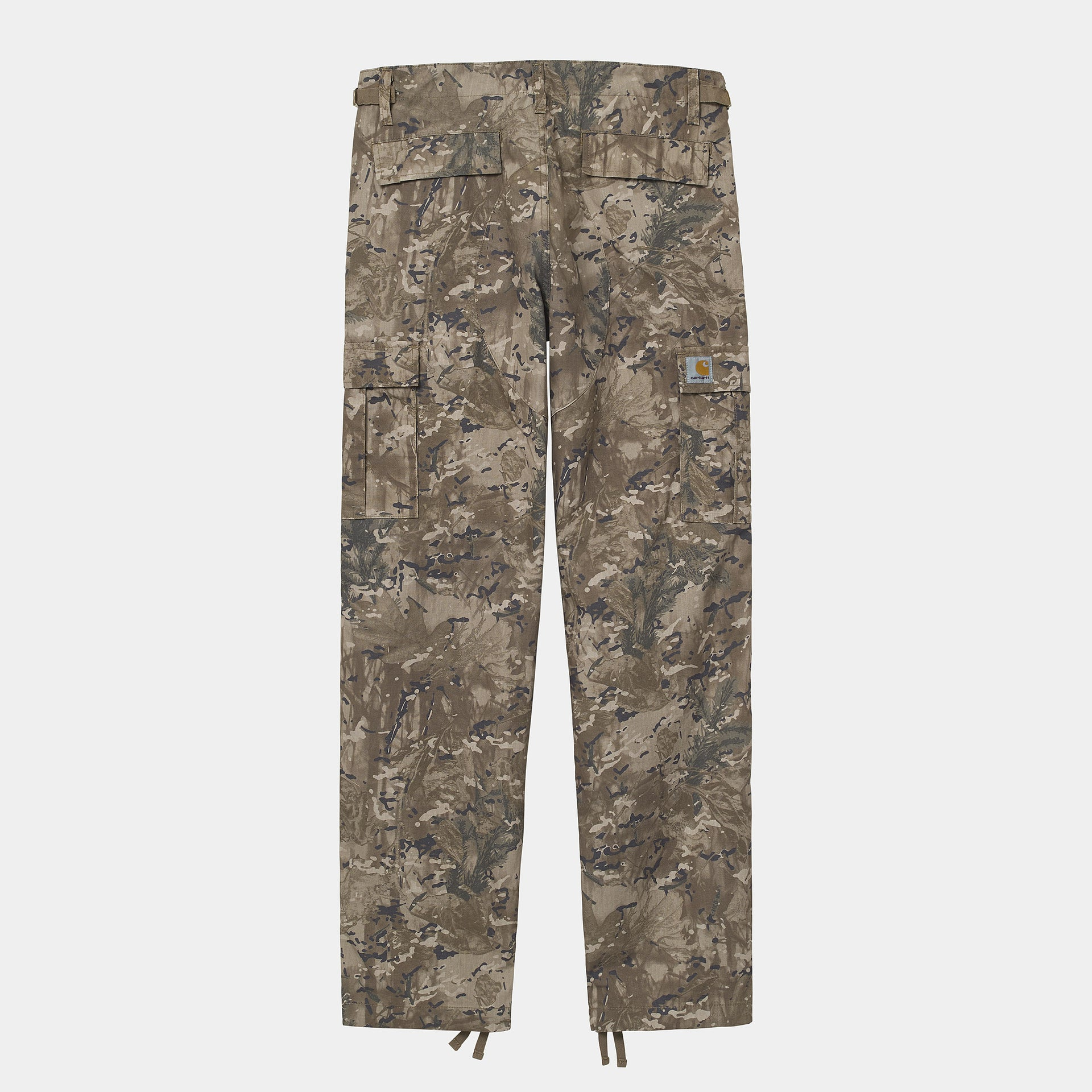 AVIATION PANT CAMO COMBI DESERT