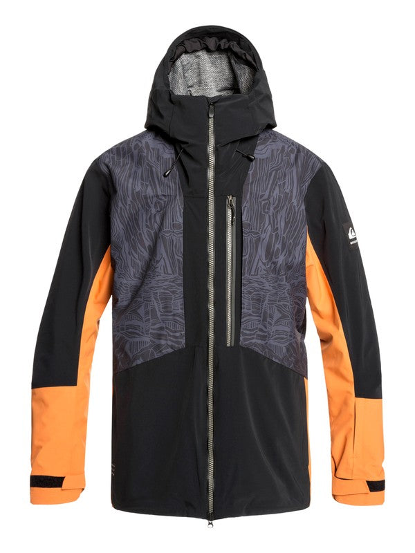 QUIKSILVER W20 TR STRETCH SNOW JACKET KVM5
