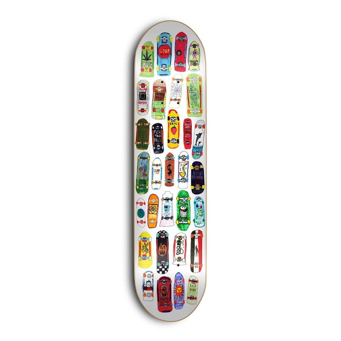 KOSTON BOARD COLLAGE 8.5