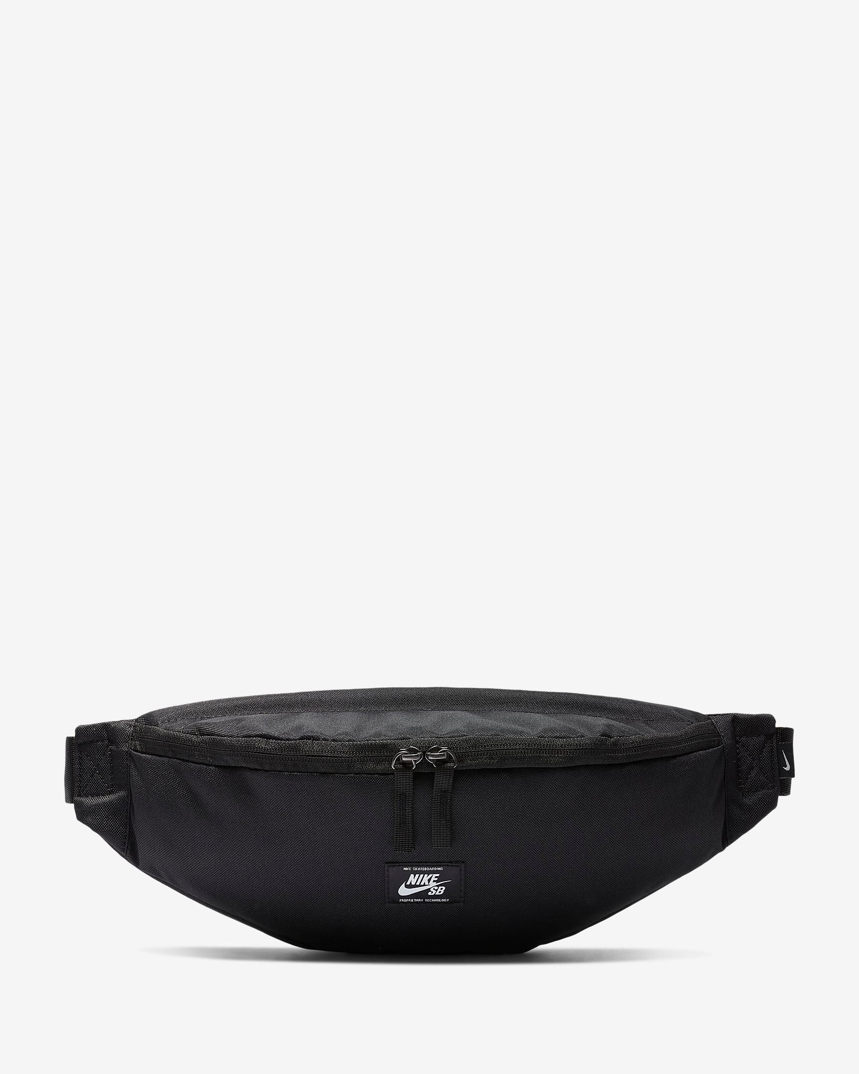 HERITAGE HIP PACK BLACK