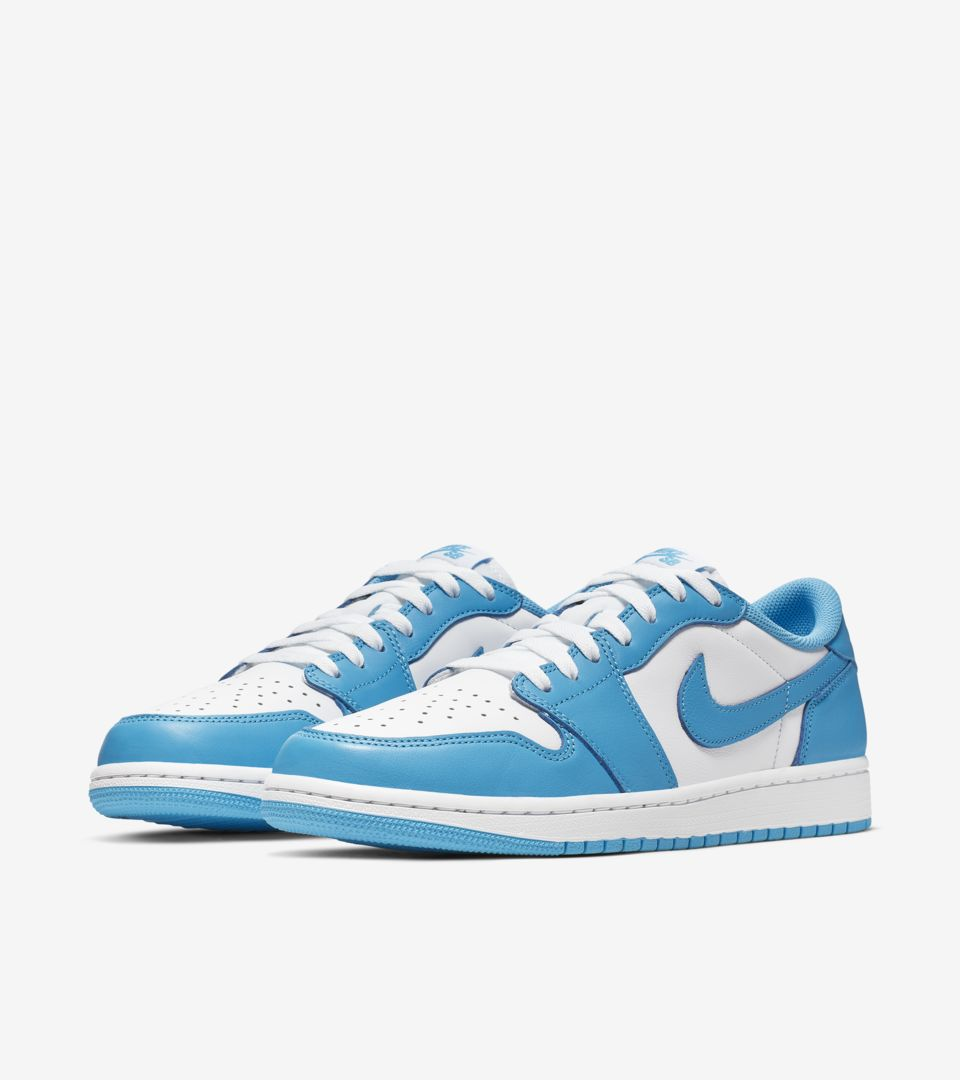 DUNK LOW OG 2 BEN-G WHITE / WHITE - LUCID GREEN - SAIL