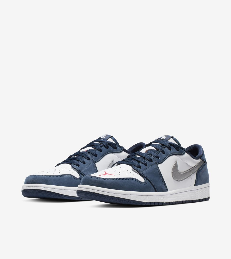 AIR JORDAN 1 LOW ERIC KOSTON