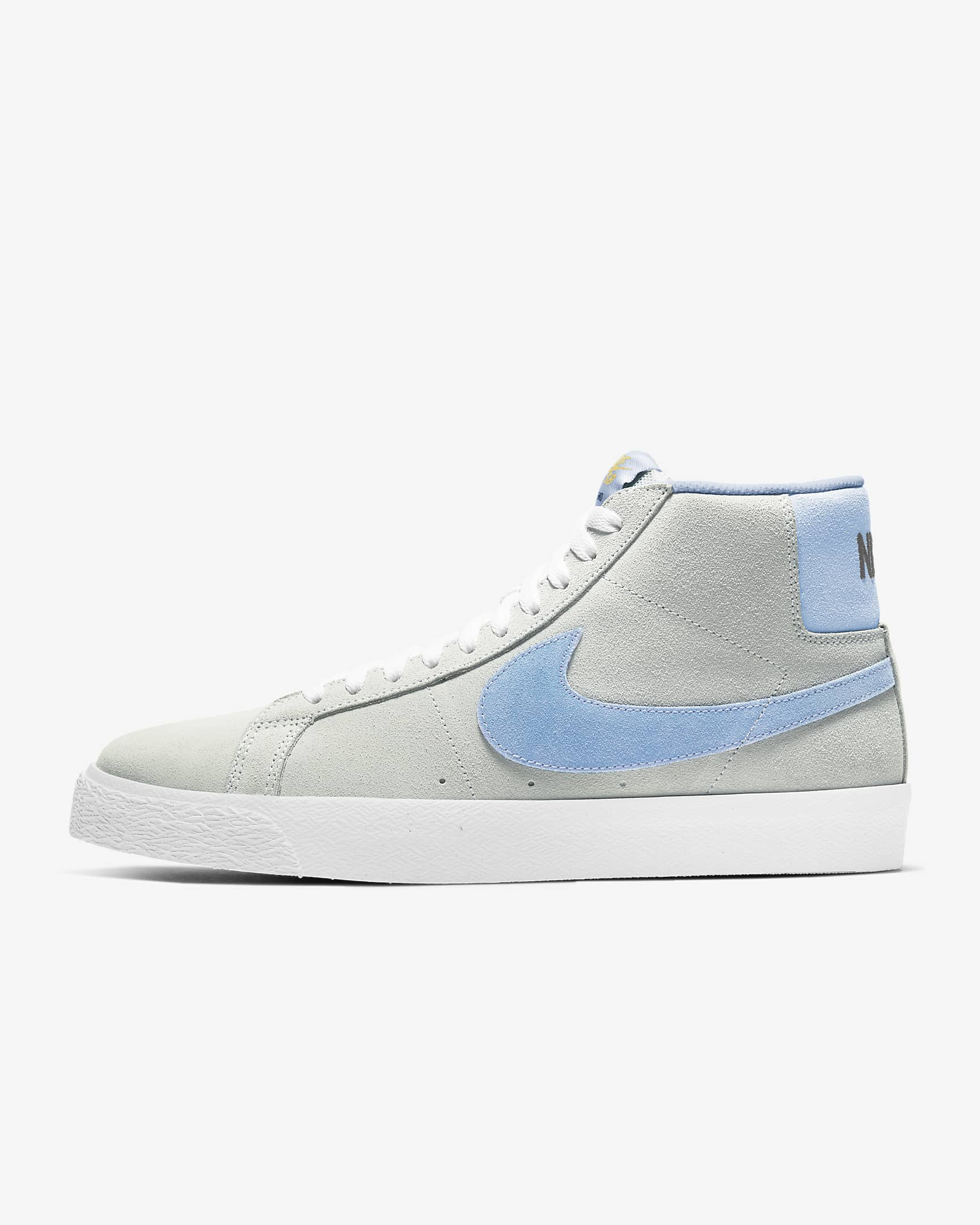 BLAZER MID PHOTON DUST / PSYCHIC BLUE